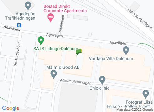 Dalénum till Mölna