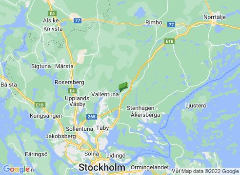 Angarnsjöängen naturreservat.