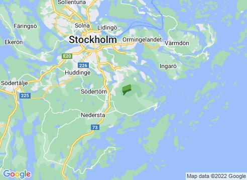 Tyresta nationalpark och naturreservat.