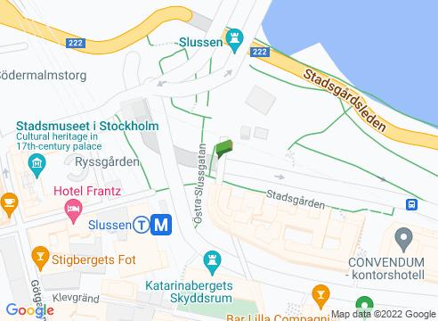 Östra Södermalm.
