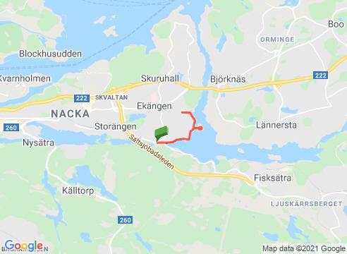 Saltsjö Duvnäs