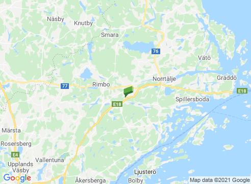 G:a Norrtäljevägen till Finsta och Furusund