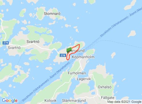Furusund - promenad