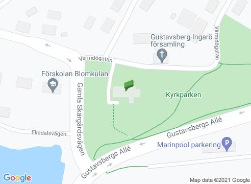 Gustavsberg - Hälsans stig