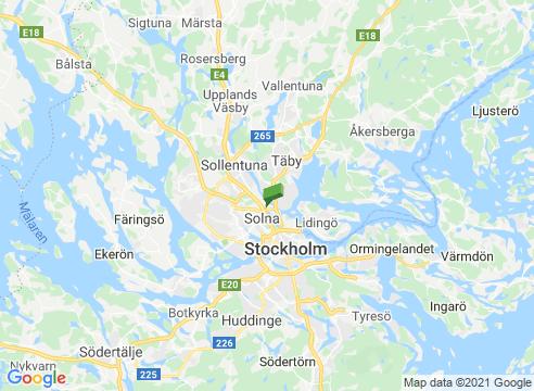 Brunnsvikens trädgård & café.