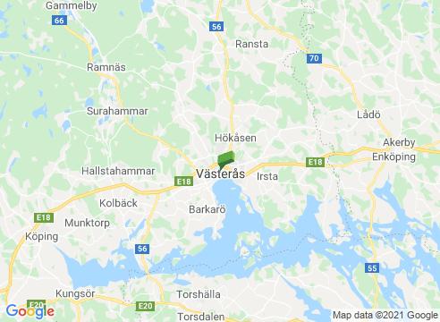 Västerås - guide.