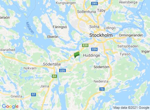 Två pärlor i Botkyrka - Hågelby och Tumba bruk.