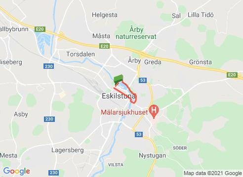 Eskilstuna stadspromenad