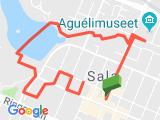 Sala - stadspromenad