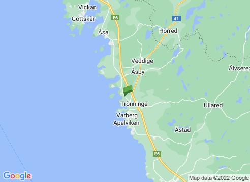 Gamla Varberg naturreservat...