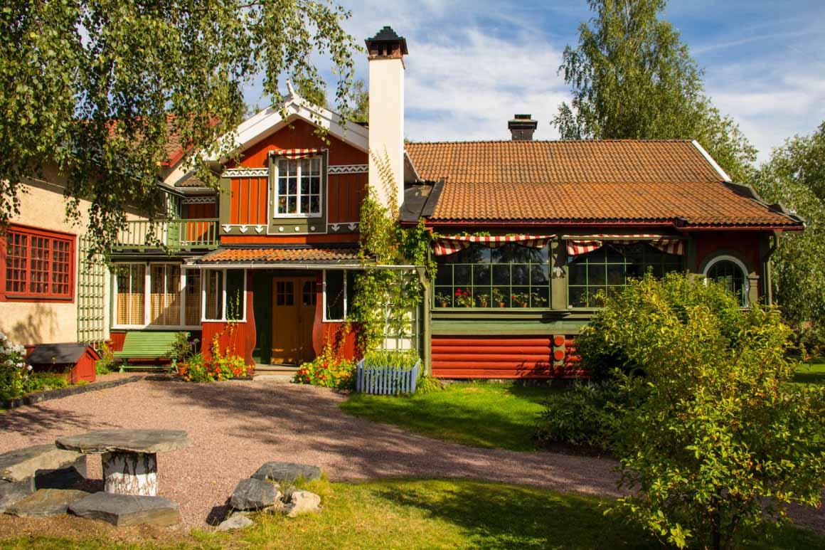 Carl Larssongården | Trippa