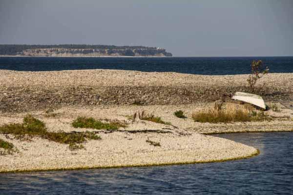 stenkusten gotland karta Nordligaste Gotland med Stenkusten. | Trippa stenkusten gotland karta