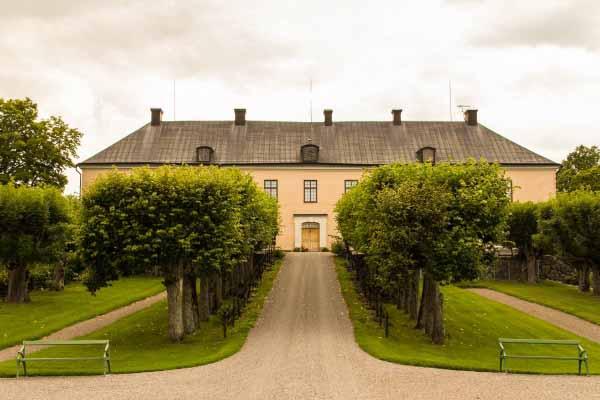 grönsöö slott