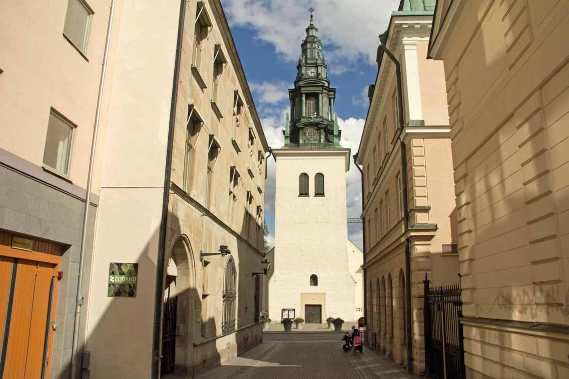 Drop in-dop - Linkpings domkyrkopastorat - Svenska kyrkan