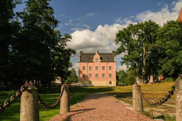 skånelaholms slott karta Skånelaholms slott. | Trippa skånelaholms slott karta