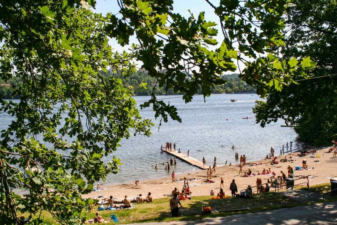 Nudistbad Stockholm