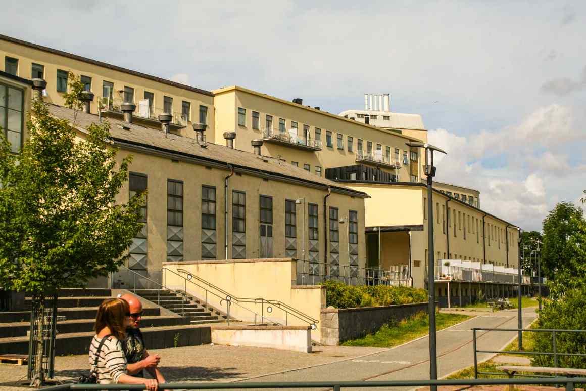 Hammarby sjöstad vårdcentral luma